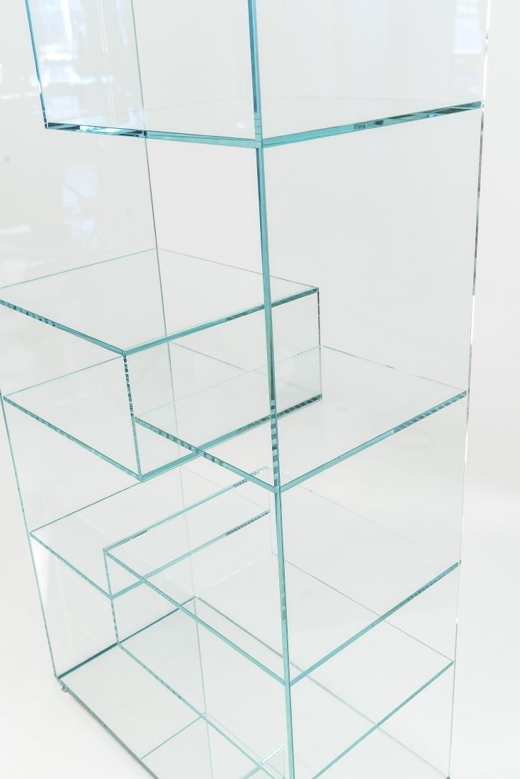 GLASS ETAGERE - 5