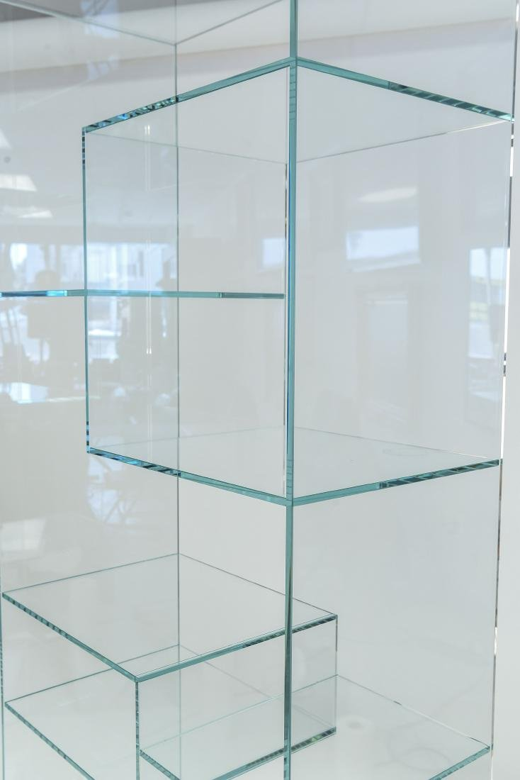 GLASS ETAGERE - 6