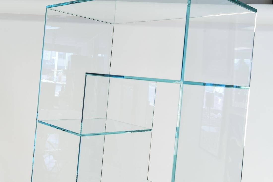 GLASS ETAGERE - 7