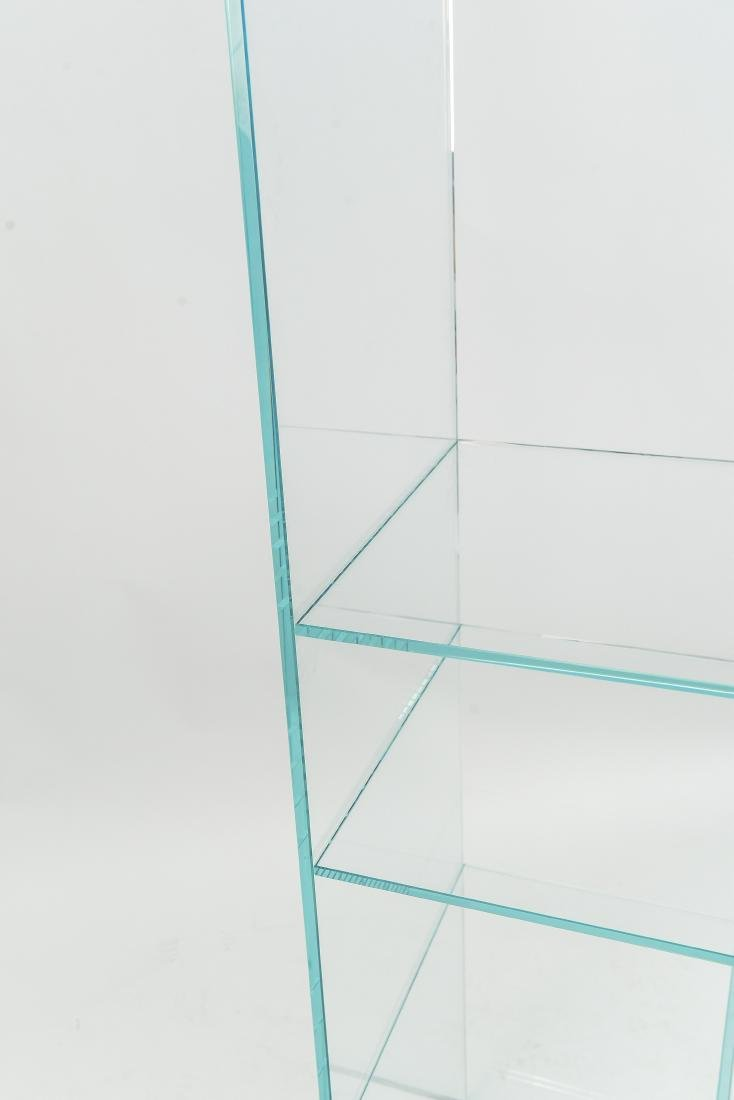 GLASS ETAGERE - 8