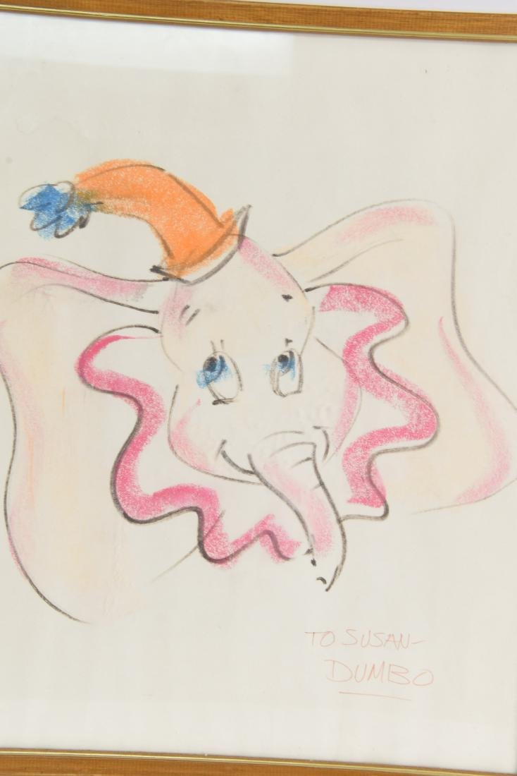 (3) TOM DESTASIO DISNEY DRAWINGS - 5