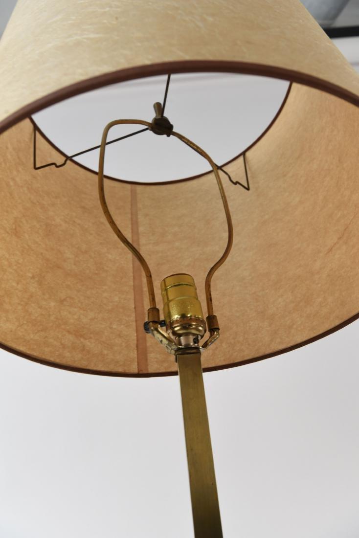 MID-CENTURY MOSAIC TABLE FLOOR LAMP - 7