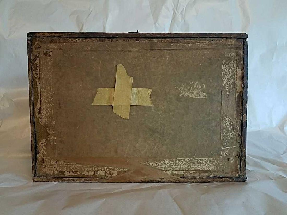 19TH C. CARVED BONE SHADOW BOX DIORAMA - 6