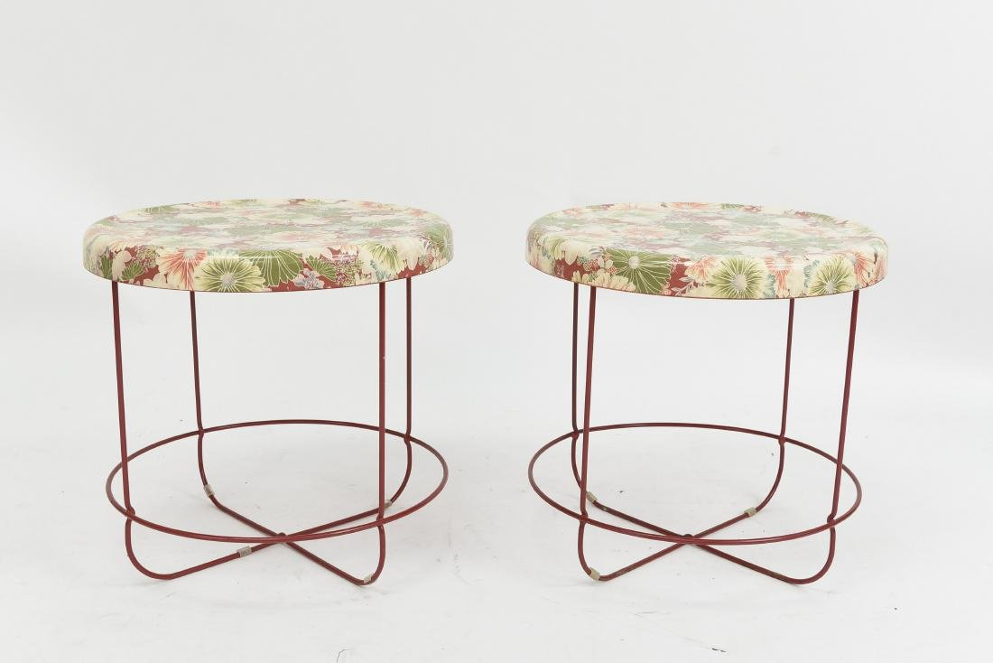 PAIR OF MOROSO TRAY TABLES