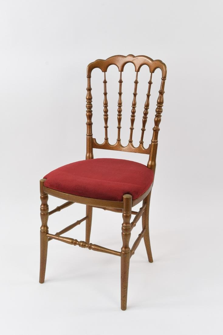 CHIAVARI STYLE SIDE CHAIR