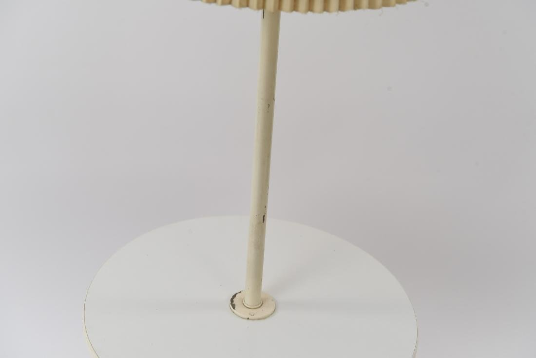 WHITE TULIP TABLE FLOOR LAMP - 3