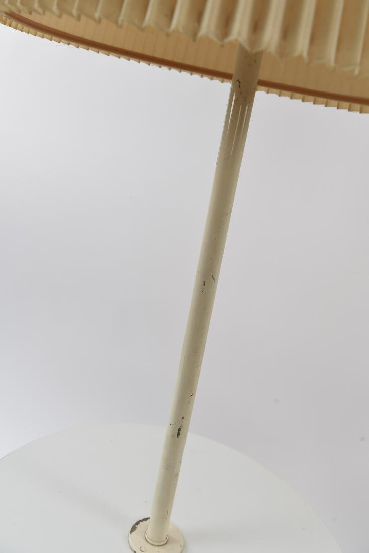 WHITE TULIP TABLE FLOOR LAMP - 9