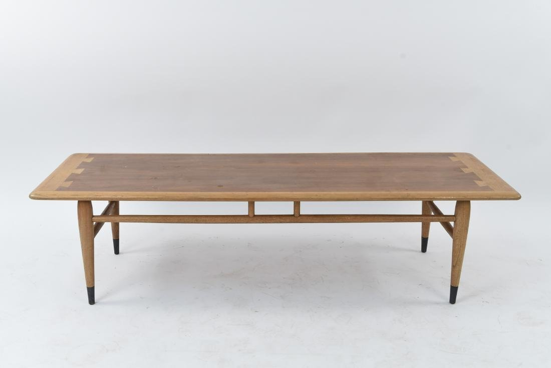 LANE ACCLAIM SERIES DOVETAIL COFFEE TABLE