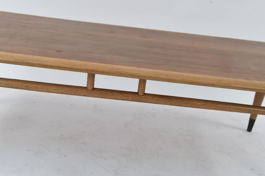 LANE ACCLAIM SERIES DOVETAIL COFFEE TABLE - 6