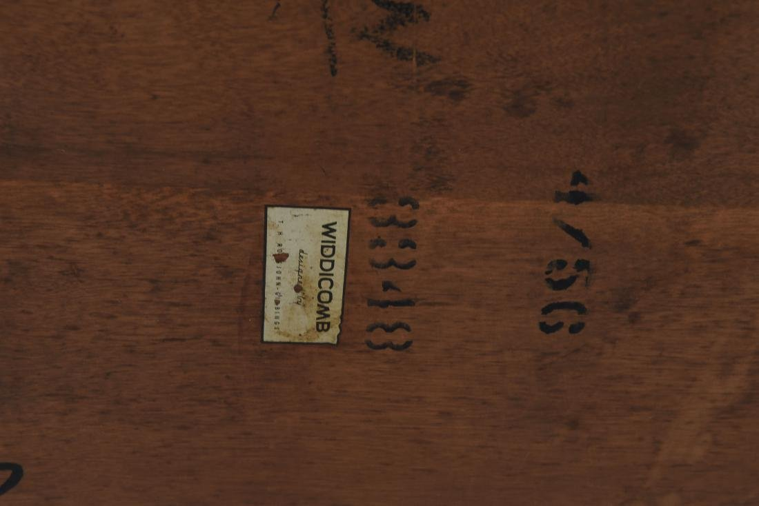 T.H. ROBSJOHN GIBBINGS WIDDICOMB TABLE - 8