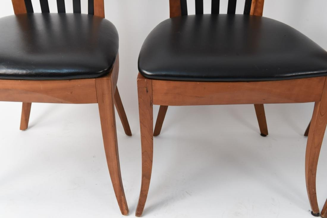 (4) DINING CHAIRS - 2