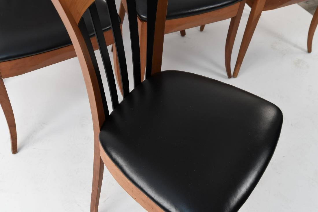 (4) DINING CHAIRS - 4