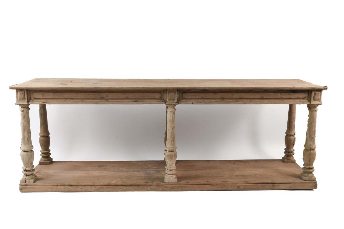 LONG PINE CONSOLE TABLE