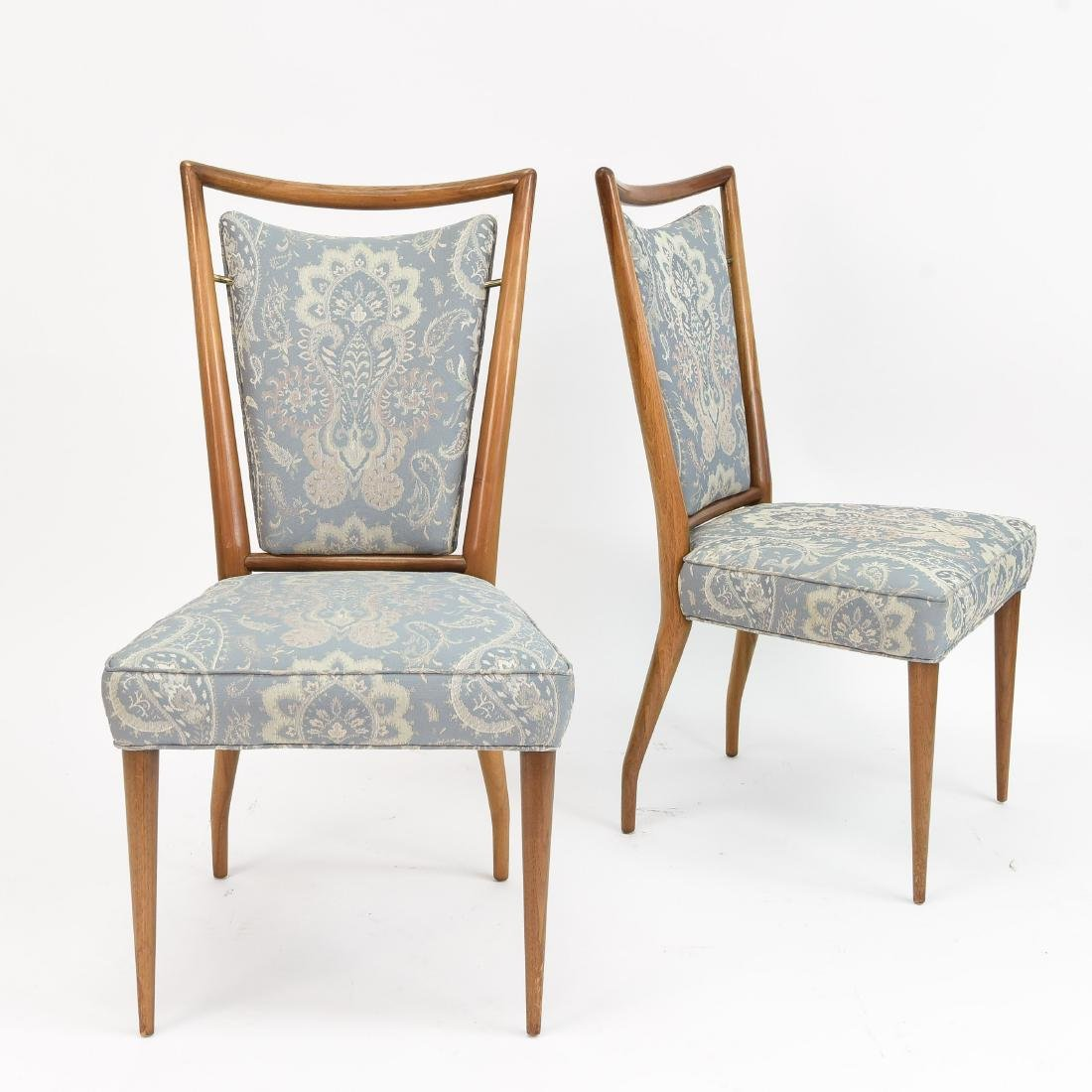 MANNER OF MELCHIORRE BEGA CHAIRS