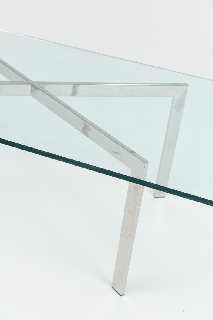 MIES VAN DER ROHE BARCELONA COFFEE TABLE - 5