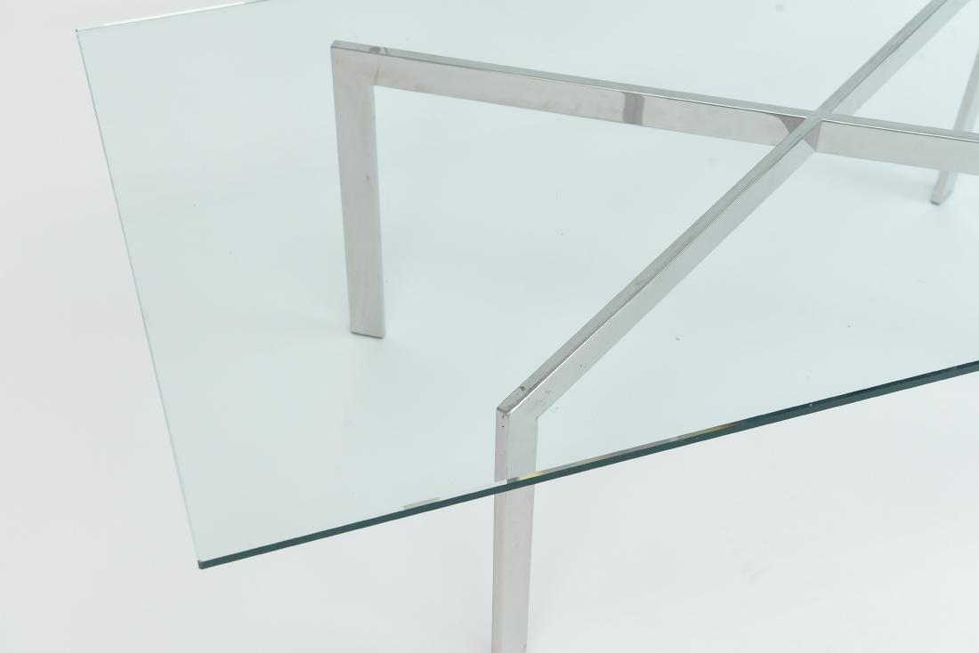 MIES VAN DER ROHE BARCELONA COFFEE TABLE - 7