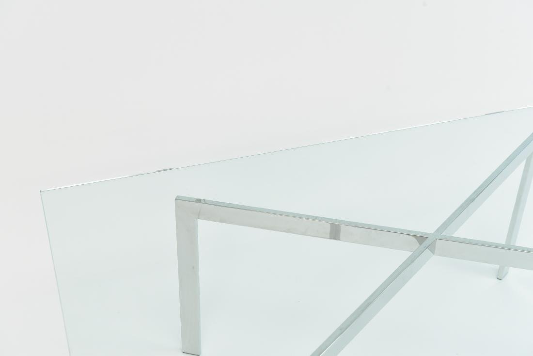 MIES VAN DER ROHE BARCELONA COFFEE TABLE - 8