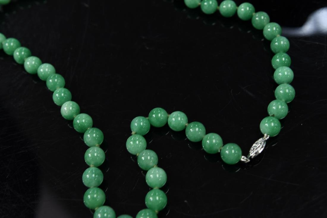 JADE NECKLACE - 3