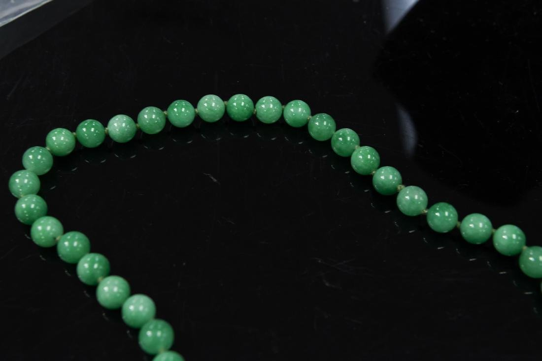 JADE NECKLACE - 4