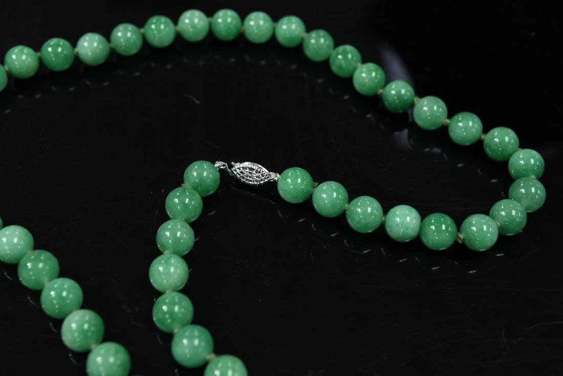 JADE NECKLACE - 5