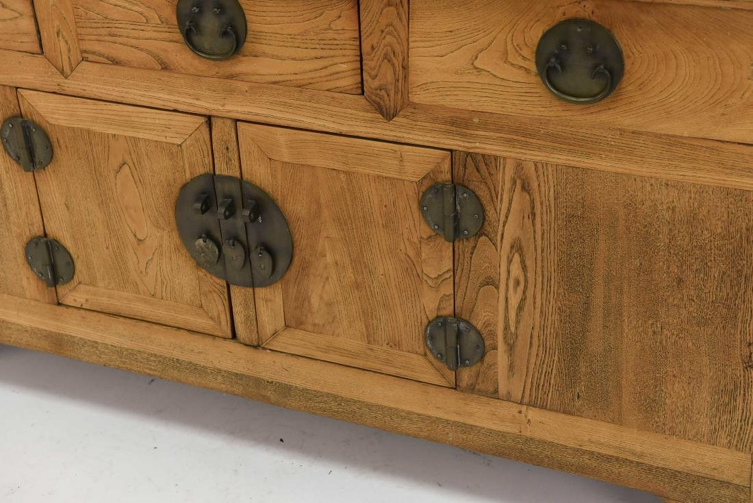 CHINESE CONSOLE TABLE SIDEBOARD CABINET - 3