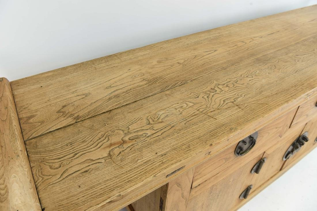 CHINESE CONSOLE TABLE SIDEBOARD CABINET - 8