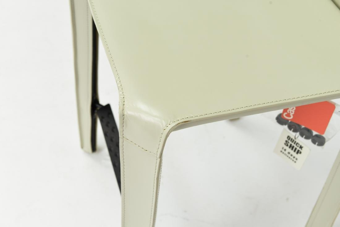 410 CAB CHAIR BY MARIO BELLINI FOR CASSINA - 6