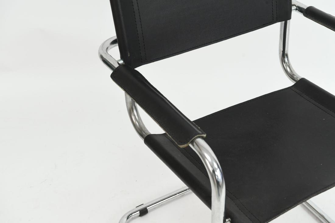 MATTEO GRASSI LEATHER CHAIR - 3