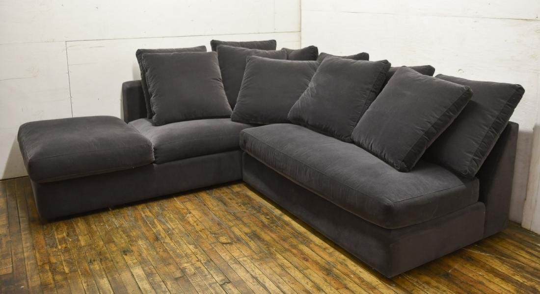 LILLIAN AUGUST SECTIONAL SOFA