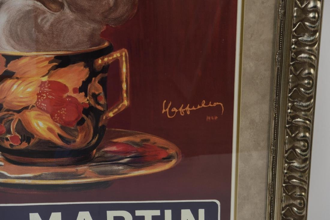 CAFE MARTIN POSTER - 6