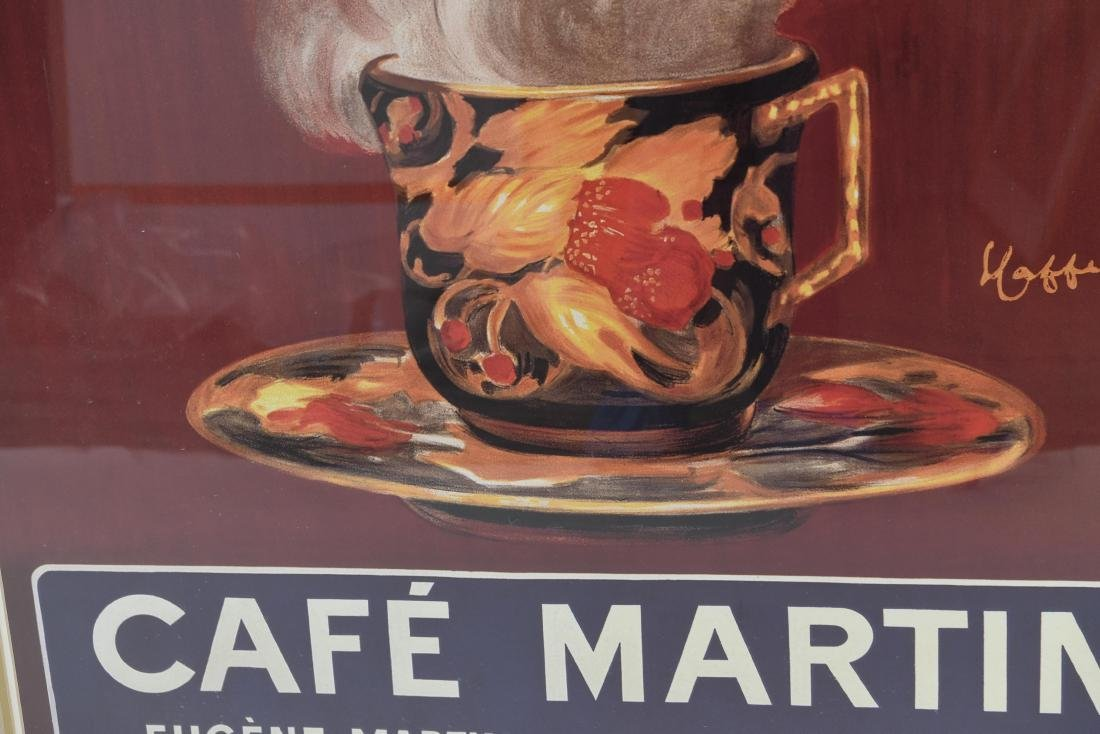 CAFE MARTIN POSTER - 7