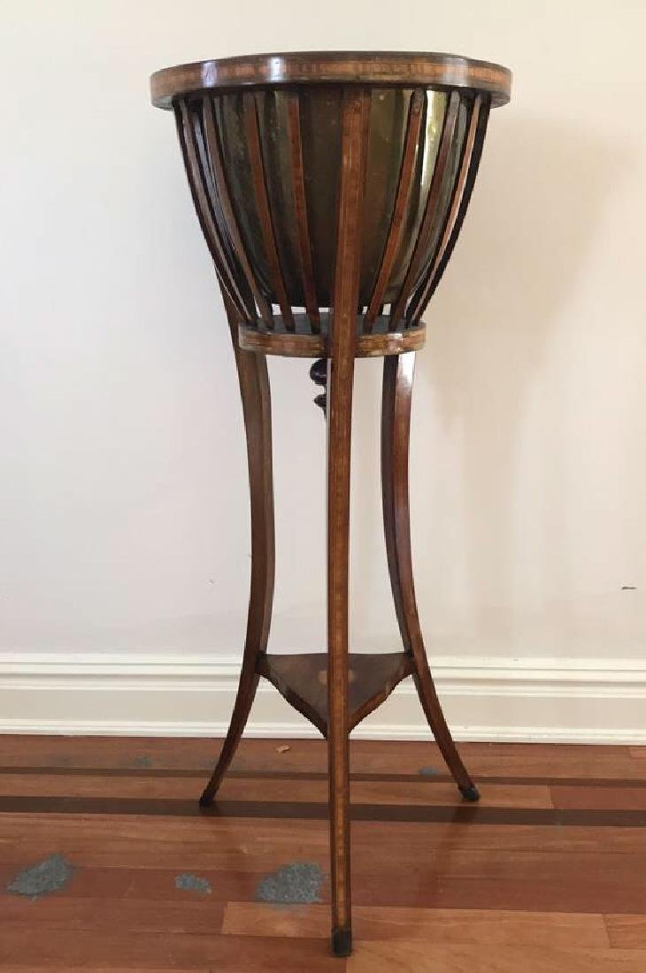 EARLY 20TH C. PLANT STAND