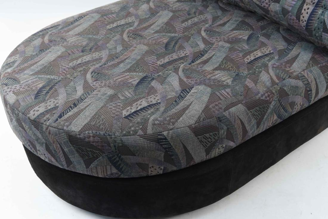 ROCHE BOBOIS UPHOLSTERED CHAISE LOUNGE - 2