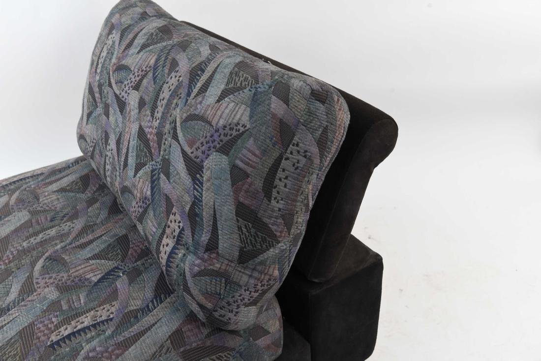 ROCHE BOBOIS UPHOLSTERED CHAISE LOUNGE - 3