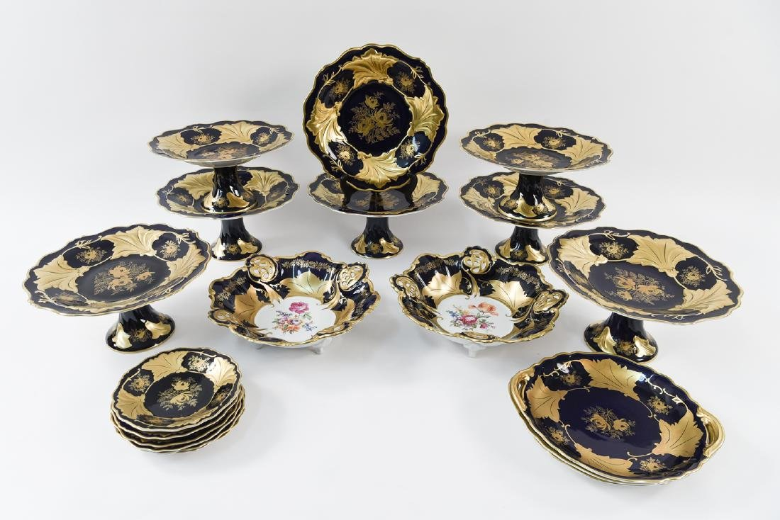WEIMAR GERMAN JUTTA PATTERN ETC. SERVING SET