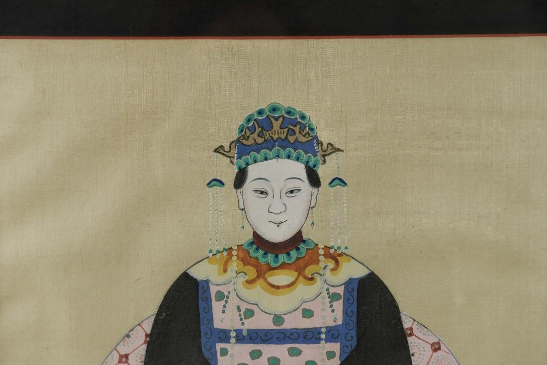 CHINESE ANCESTOR PORTRAIT PAINTINGS - 3