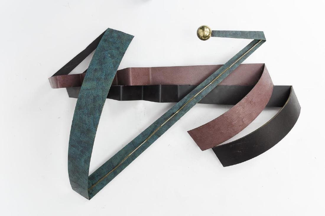 C. JERE ABSTRACT WALL SCULPTURE