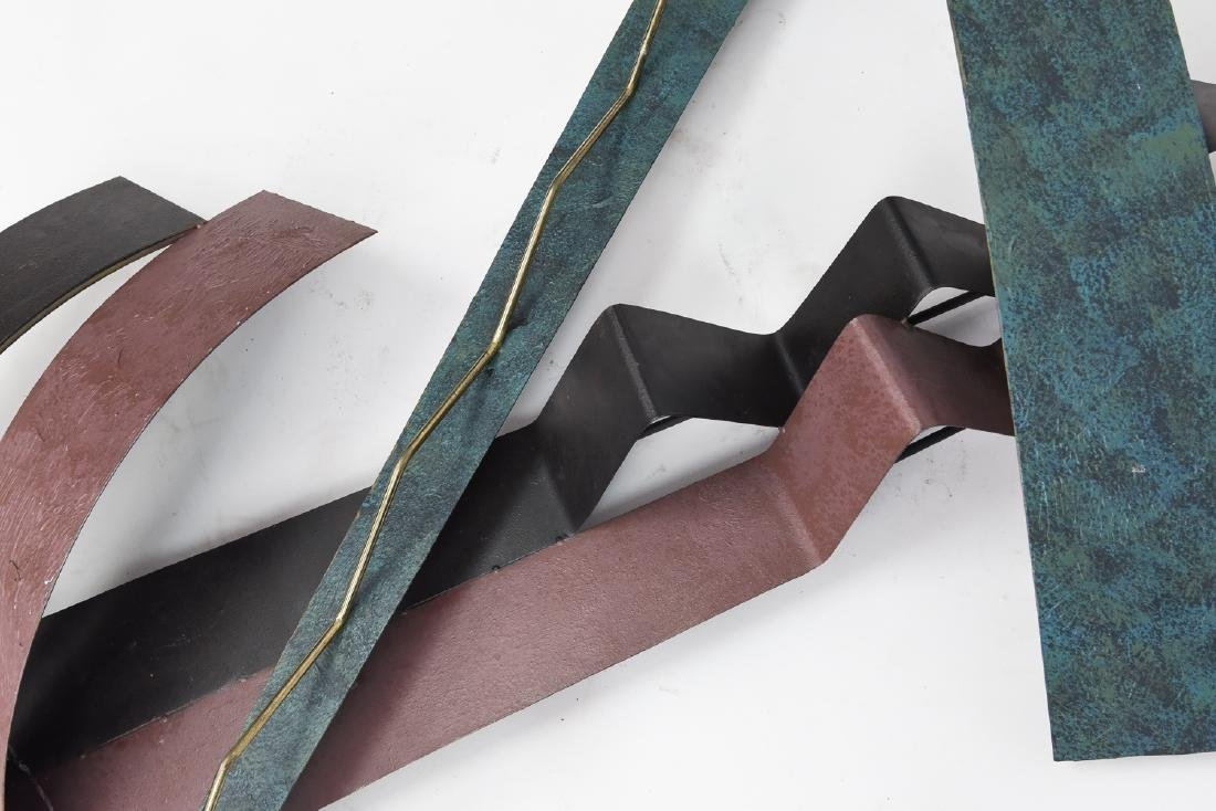 C. JERE ABSTRACT WALL SCULPTURE - 3