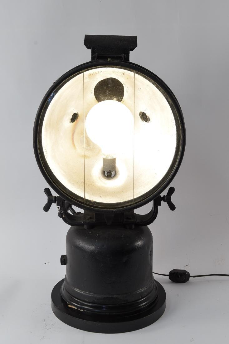 EARLY SIGNAL LAMP LANTERN