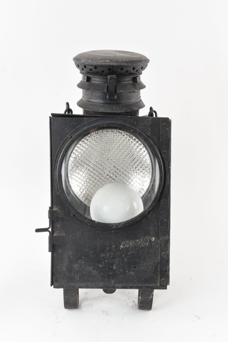 EARLY LANTERN LIGHT FIXTURE LAMP