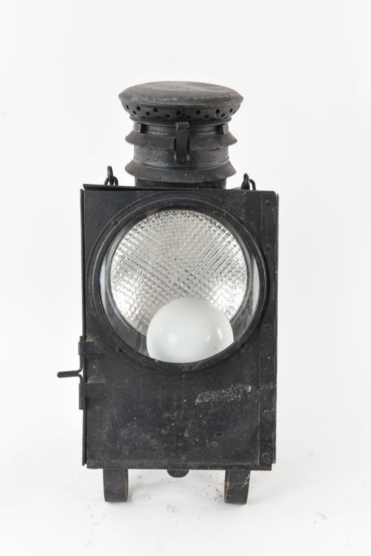 EARLY LANTERN LIGHT FIXTURE LAMP