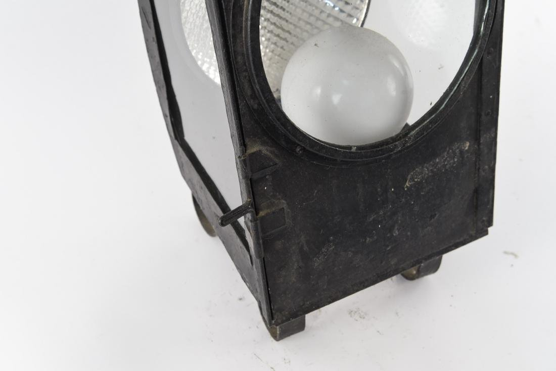EARLY LANTERN LIGHT FIXTURE LAMP - 4