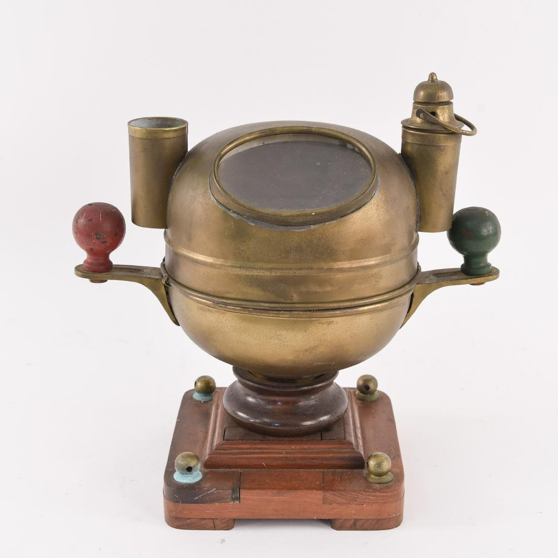 SHIPS BINNACLE COMPASS