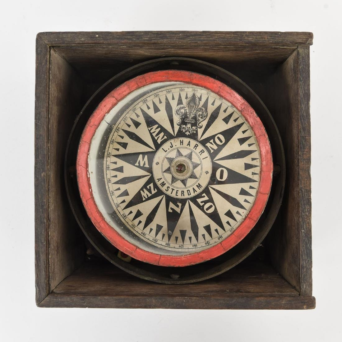 NAUTICAL SHIPS COMPASS