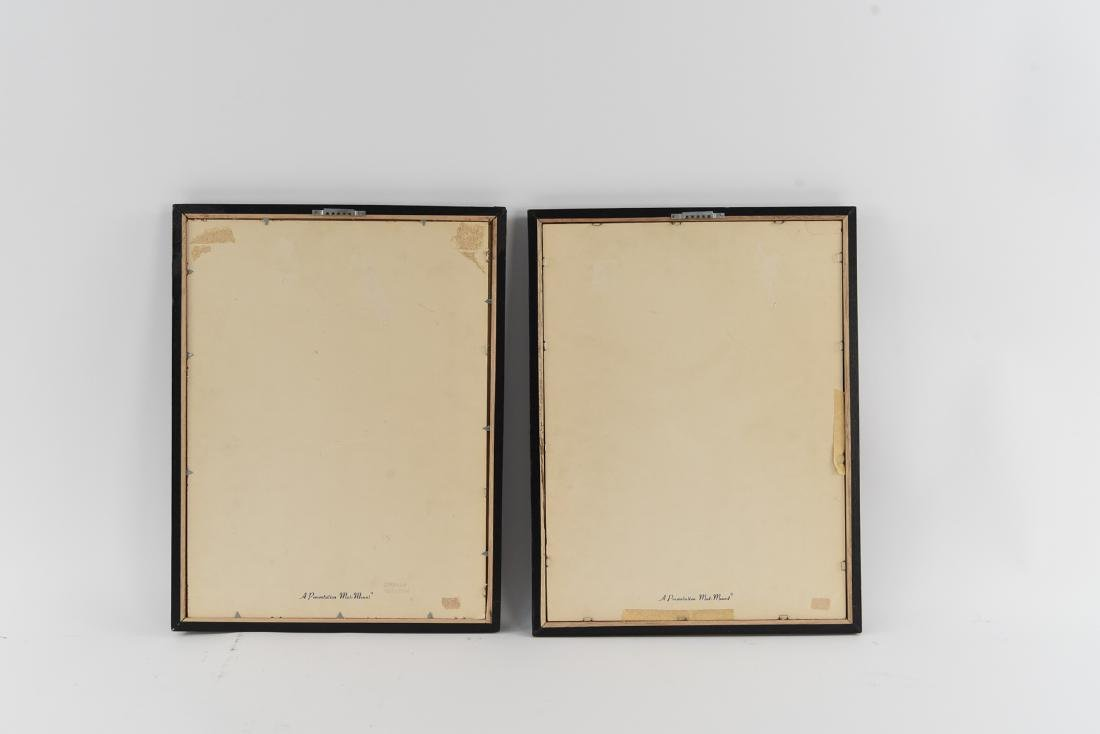 (2) UTAGAWA KUNISADA WOODBLOCK PRINTS - 11