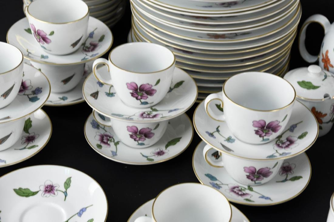 GROUPING OF ROYAL WORCESTER ASTLEY CHINA - 2