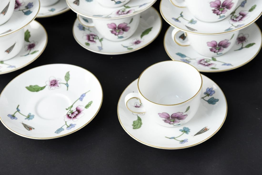 GROUPING OF ROYAL WORCESTER ASTLEY CHINA - 3