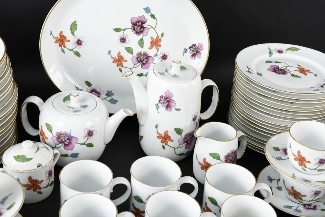 GROUPING OF ROYAL WORCESTER ASTLEY CHINA - 5
