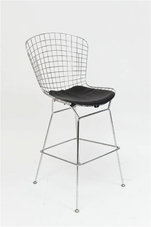 Super Bertoia Style Wire Bar Stool Theyellowbook Wood Chair Design Ideas Theyellowbookinfo