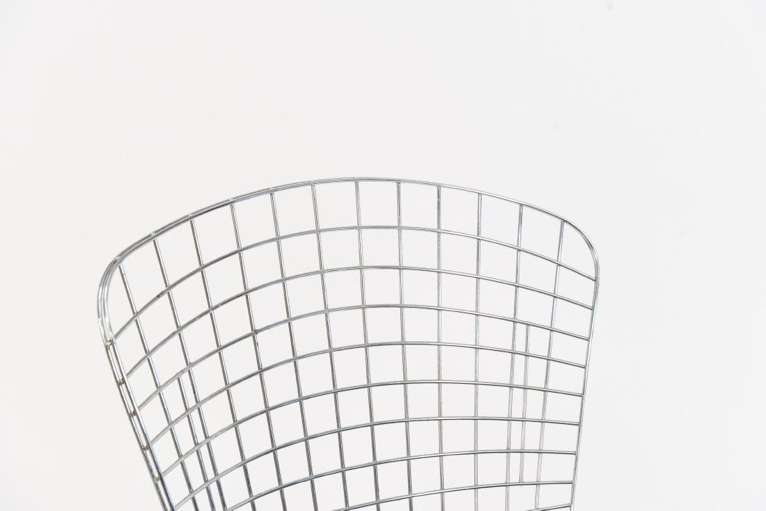BERTOIA STYLE WIRE BAR STOOL - 2